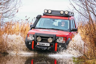 Land Rover Discovery. - Land Rover Discovery G4 Challenge. 2 000 000 руб