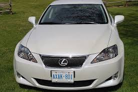Обзор Lexus IS250