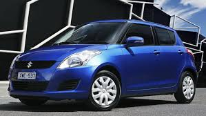 Обзор Suzuki Swift
